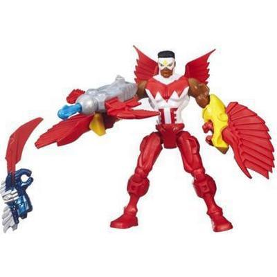 Hasbro Marvel Super Hero Mashers Marvel's Falcon Figure A7707