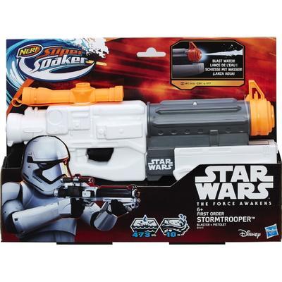 Nerf Star Wars E7 Super Soaker Stormtrooper Blaster