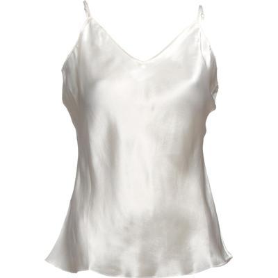 Lady Avenue Camisole Off-White (lav25-10101)