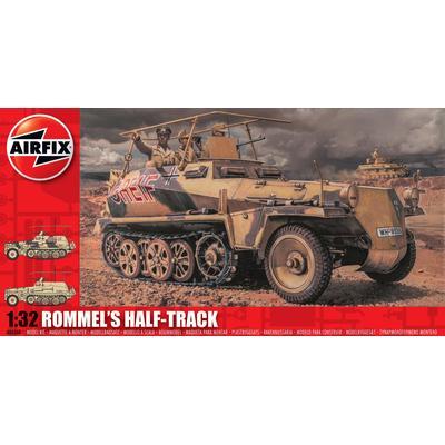 Airfix Rommel's Half Track A06360