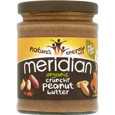 Meridian Organic Crunchy Peanut Butter
