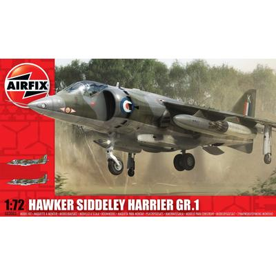 Airfix Hawker Siddeley Harrier GR1 A03003