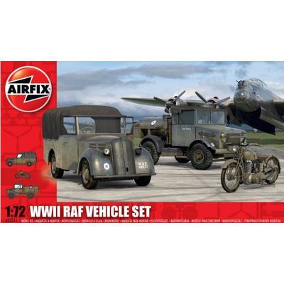 Airfix WWII RAF Vehicle Set A03311