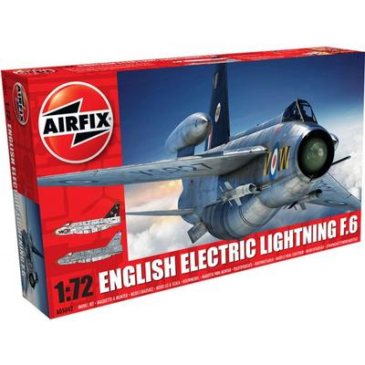 Airfix English Electric Lightning F6 A05042