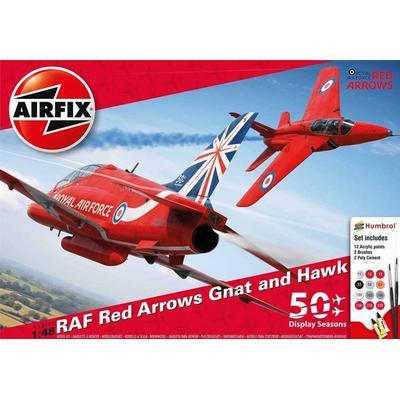 Airfix Red Arrows 50th Display Season Gift Set A50159