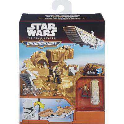 Hasbro Star Wars the Force Awakens Micro Machines First Order Stormtrooper B3511