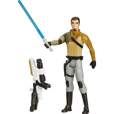 "Hasbro Star Wars Rebels 3.75"" Figure Desert Mission Kanan Jarrus B4183"