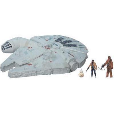 Hasbro Star Wars The Force Awakens Battle Action Millennium Falcon B3678