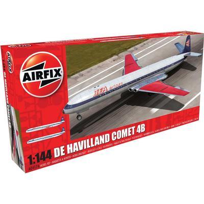 Airfix De Havilland Comet 4B A04176