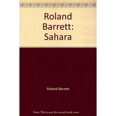 Roland Barrett Sahara