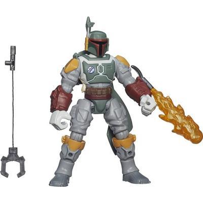 Hasbro Star Wars Hero Mashers Episode 6 Boba Fett B3667