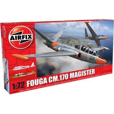 Airfix Fouga CM 170 Magister A03050