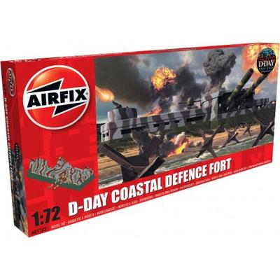 Airfix D-Day Coastal Defence Fort A05702
