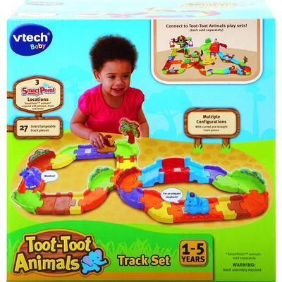 Vtech Toot-Toot Animals Track Set