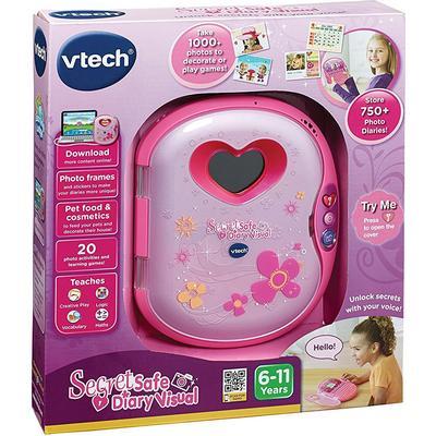 Vtech Secret Safe Diary Visual