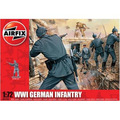 Airfix WWI German Infantry A01726
