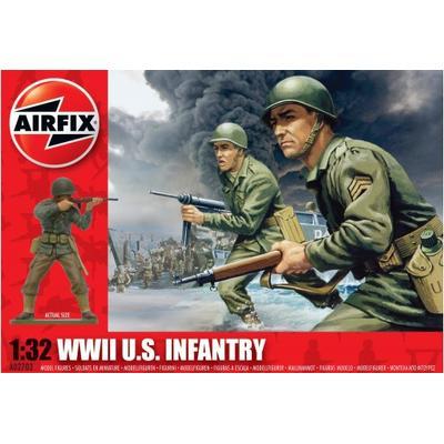 Airfix WWII U.S. Infantry A02703