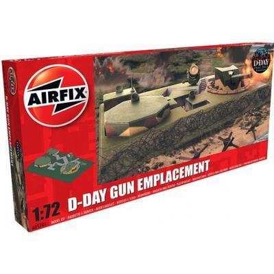 Airfix D-Day Gun Emplacement A05701