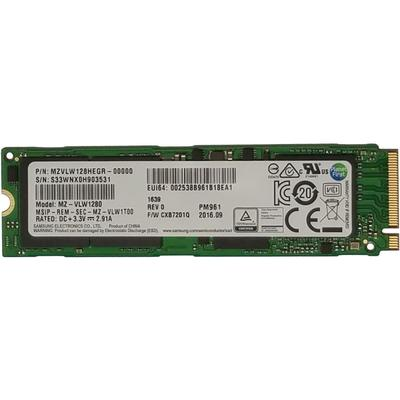Samsung PM961 MZVLW128HEGR-00000 128GB