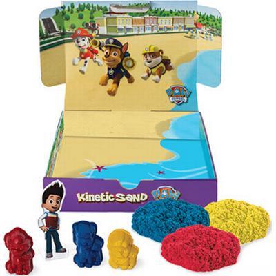 Spin Master Kinetic Sand Paw Patrol Adventure Bay Beach