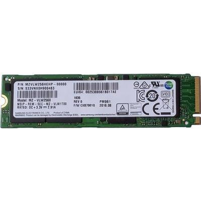 Samsung PM961 MZVLW256HEHP-00000 256GB