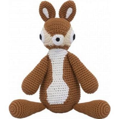 Sebra Crochet Animal Deer