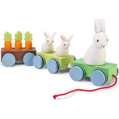Le Toy Van Bunny Train