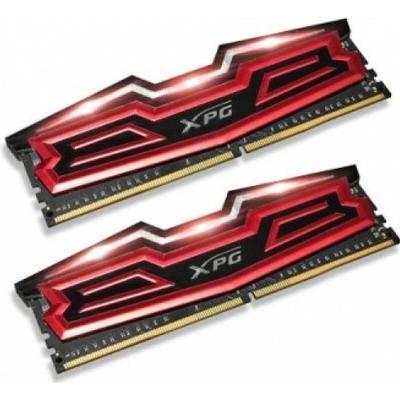 Adata XPG Dazzle Red DDR4 3000MHz 2x16GB (AX4U3000316G16-DRD)