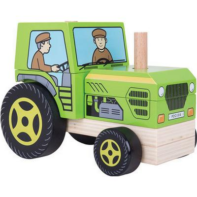 Bigjigs Stacking Tractor