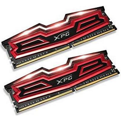Adata XPG Dazzle Red DDR4 3000MHz 2x8GB (AX4U3000W8G16-DRD)