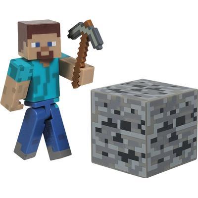 Jinx Minecraft Steve Action Figure