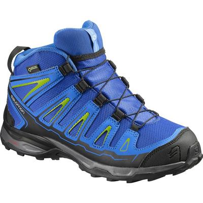 Salomon X-Ultra Mid GTX J Blue