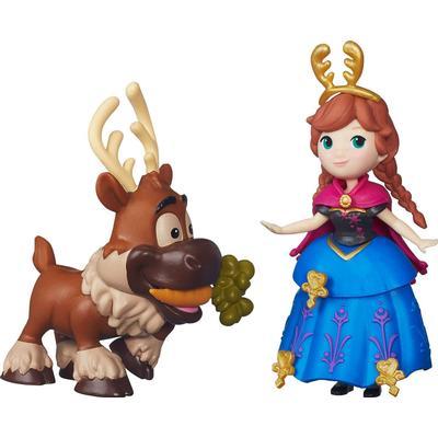 Hasbro Disney Frozen Little Kingdom Anna & Sven B5187