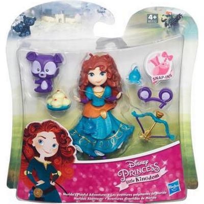 Hasbro Disney Princess Little Kingdom Merida & Bear Brother B5332