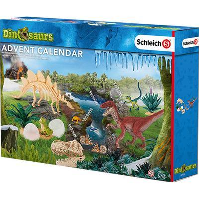 Schleich Julkalender Dinosaurier 97152