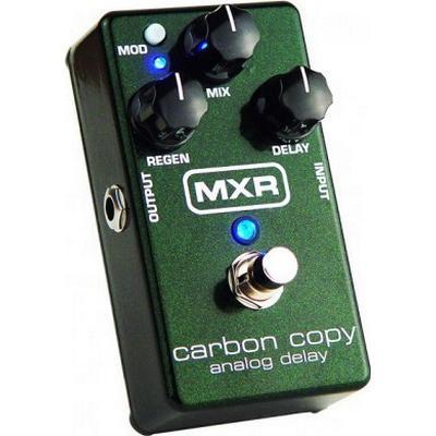 Dunlop M169 MXR Carbon Copy Analog Delay