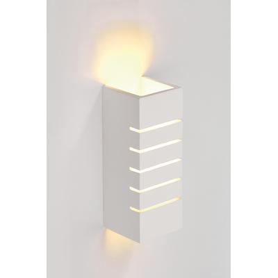 SLV GL 100 Slot Vägglampa