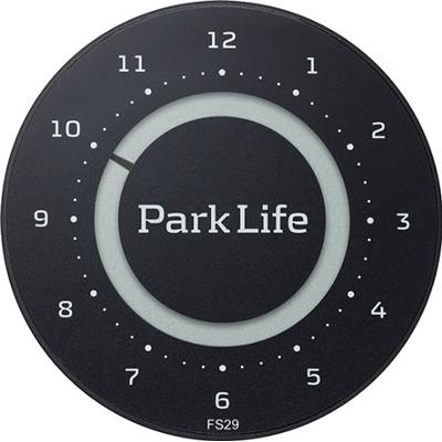 NeedIT Park Life Carbon Black