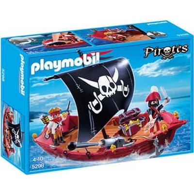Playmobil Pirates Ship Skull & Bones Corsair 5298