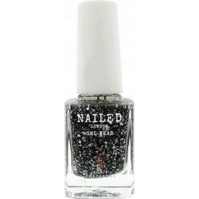 Nailed London Gel Wear Nail Polish London Conundrum Glitter 10ml