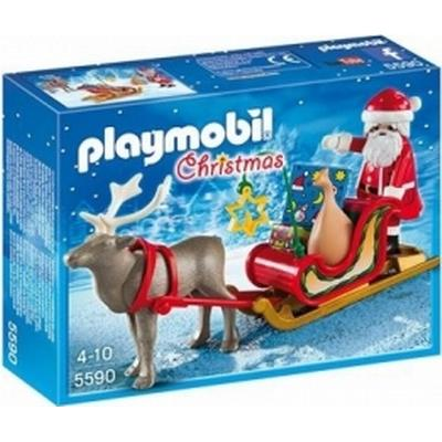 Playmobil Santa's Sleigh with Reindeer 5590