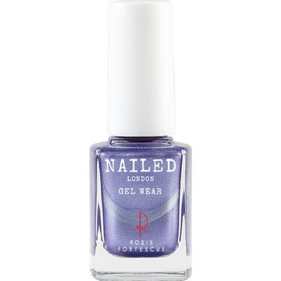 Nailed London Gel Wear Nail Polish Stormy Violets 10ml