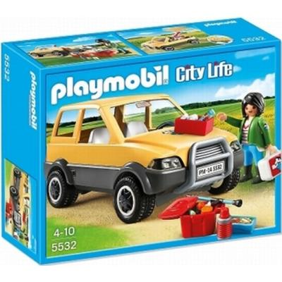 Playmobil Vet with Car 5532