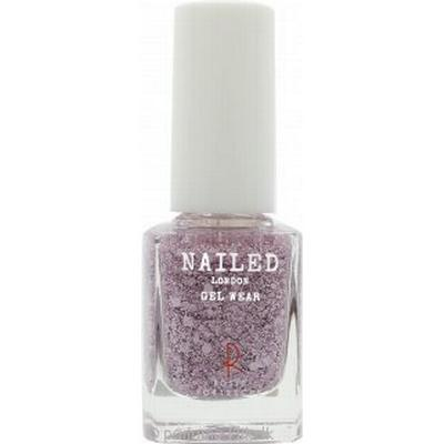 Nailed London Gel Wear Nail Polish Happy Hour Glitter 10ml