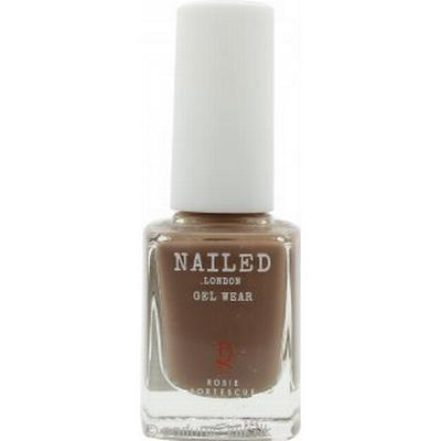 Nailed London Gel Wear Nail Polish Dirty Blonde 10ml