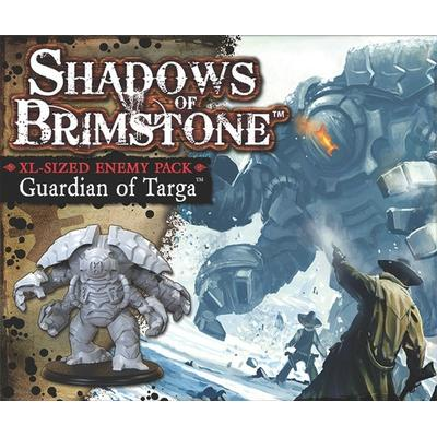 Flying Frog Productions Shadows of Brimstone: The Guardian of Targa XL Enemy Pack