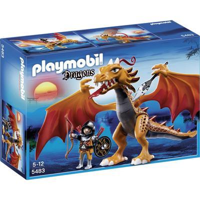 Playmobil Flame Dragon 5483