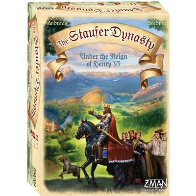 Z-Man Games The Staufer Dynasty (Engelska)