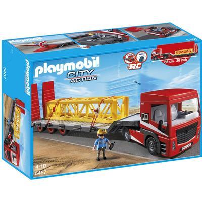 Playmobil Heavy Duty Flatbed Trailer 5467