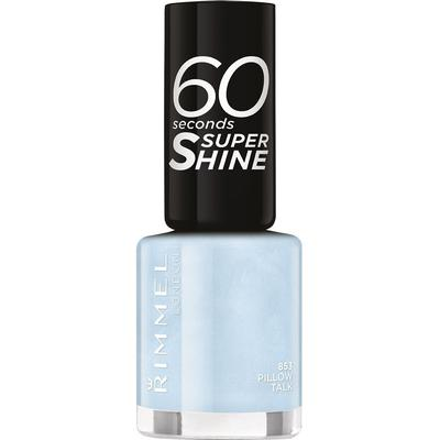 Rimmel 60 Seconds Super Shine Nail Polish Pillow Talk 8ml